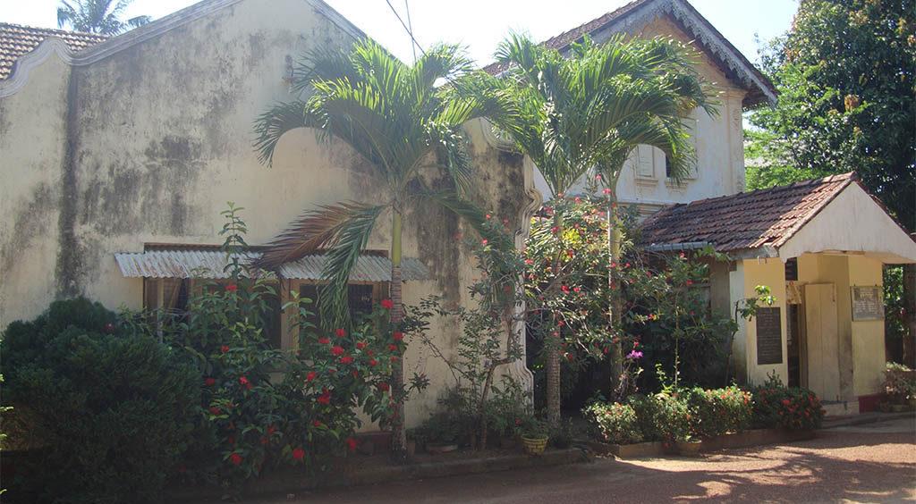 D. P. Wijesinha Girls' Child Development Center